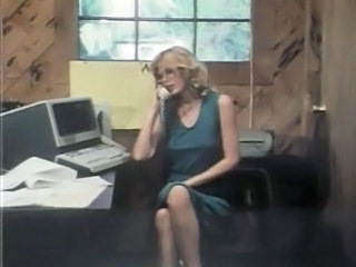 MILF Office Secretary Vintage