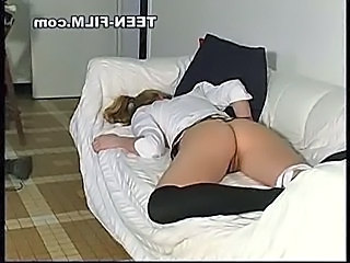 Amateur Ass Blonde Sleeping Teen