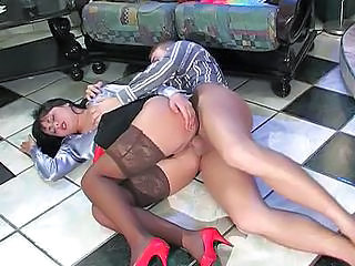 Amazing Anal Clothed Cute Hardcore Legs MILF Stockings