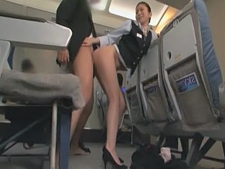 Asian Babe Clothed Doggystyle Handjob Legs Public Uniform