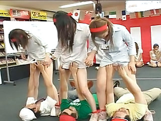 Asian Funny Game Japanese Teen Young