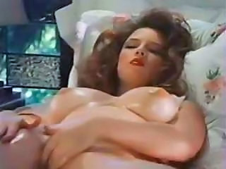 Amazing Cute Masturbating MILF Natural Pornstar Vintage