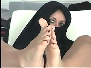 Arab Feet Fetish