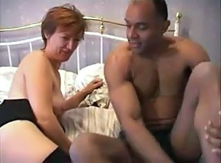 Amateur British European Interracial Mature