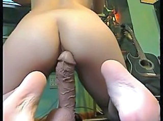 big dildo in pussy 1 _: webcams