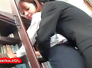 Asian Japanese MILF Office