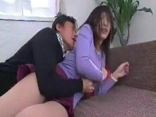 Asian Cute Forced Japanese Old and Young Skirt Student Teen Young