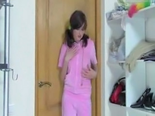 Cute Pigtail Russian Teen