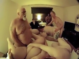 BBW Groupsex Mature