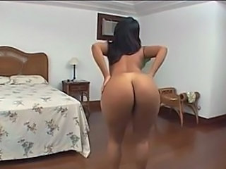 Ass Ebony MILF Pornstar
