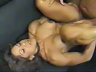Hardcore MILF Muscled