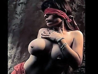 Amazing Big Tits Erotic Fantasy Piercing