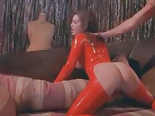 Ass Latex MILF
