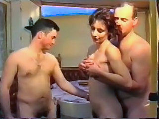 Amateur Cuckold Mature Threesome Wife