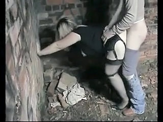 Clothed Doggystyle Hardcore Mature Stockings