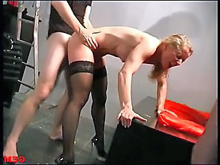 Doggystyle European Gangbang German Hardcore MILF Stockings
