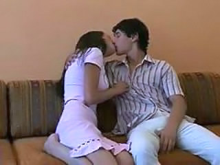 Amateur Cute Kissing Teen