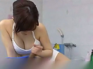Asian Babe Handjob Japanese Massage Natural