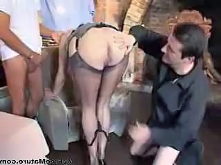 Granny Fully Fashioned Nylon Stockings Aerosphere And Fuck adult mature porn granny old cumshots cumshot by Maradarsya2174