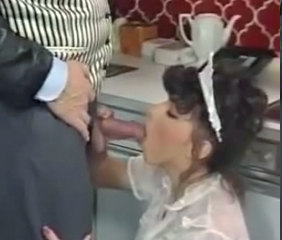 Blowjob Stuepike Pornostjerne Uniform Vintage