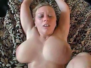 Big Tits Blonde Homemade
