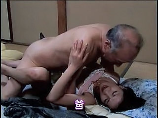Asian Daddy Daughter Old and Young