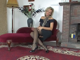 Legs MILF Stockings