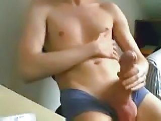 10 Inch Cock With Shove around Big Follower Cock