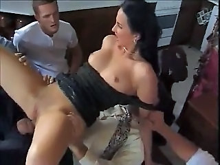 Manifold cocks be required of a tall nice brunette