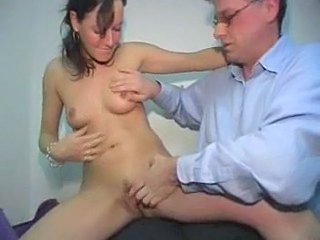 Amateur Daddy Daughter German Old and Young Teen