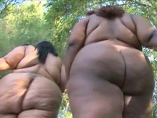 Ass BBW Ebony MILF