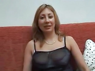 Amateur European French Mature MILF Natural