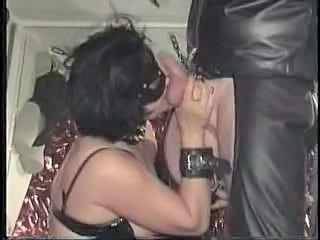 Blowjob Chubby Fetish Mature Slave