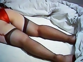 Lingerie Mature Sleeping Stockings