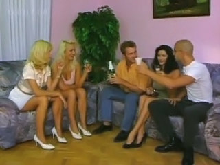 European German Groupsex MILF