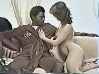 Babe Interracial Vintage