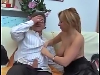 European Italian MILF Natural