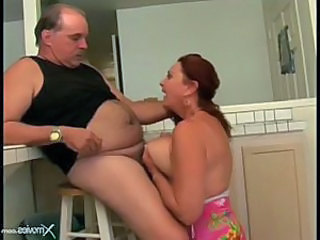 Big Tits Game Mature Older Tits job