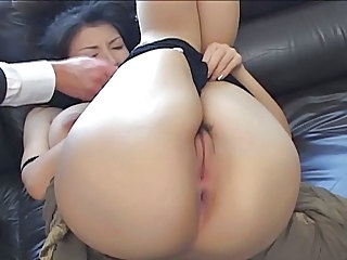 Asian Ass Close up Japanese Mature