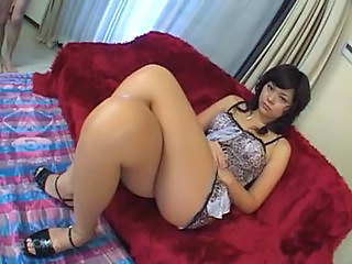 Chinese Feet Fetish Legs