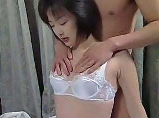 Asian Babe Cute Japanese Lingerie