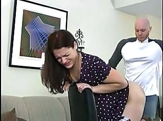 Clothed MILF Pain