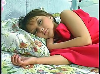 Russian Sleeping Teen