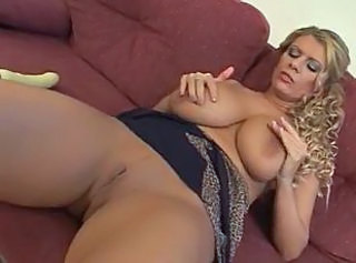 Big Tits MILF Natural Pussy Shaved