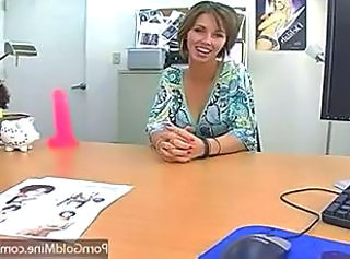 Casting MILF Office Pov