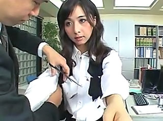 Asian Fetish Japanese Office Teen