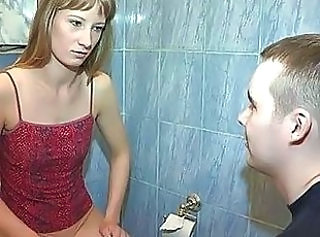 Amateur Teen Toilet