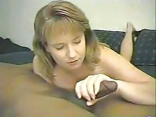 Amateur Cuckold Handjob Homemade Interracial MILF Wife
