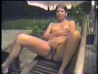 Amateur Masturbating Mature Outdoor Wife