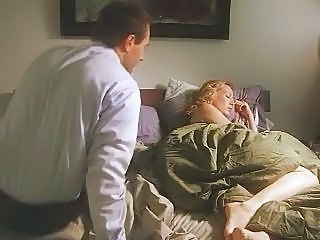 Blonde MILF Sleeping